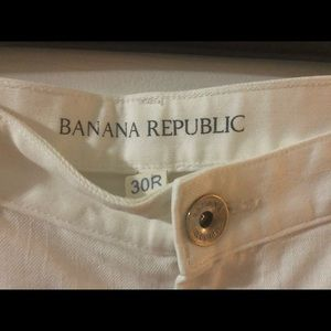 Banana Republic Mid-Rise Skinny Ankle Jeans